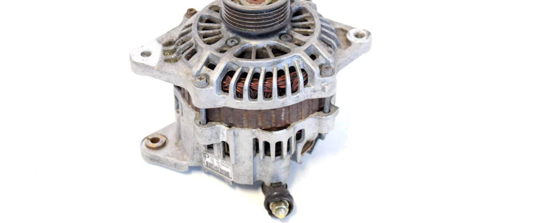 uzywany alternator subaru Impreza WRX STI 2002