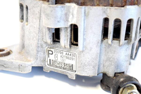 uzywany alternator subaru Impreza WRX STI 2001