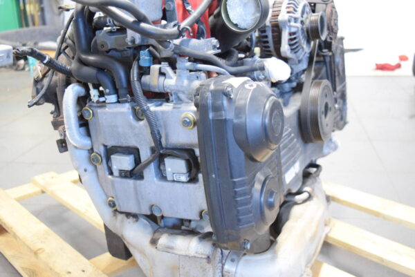Silnik EJ207 Impreza STI 2.0 JDM twinscroll swap