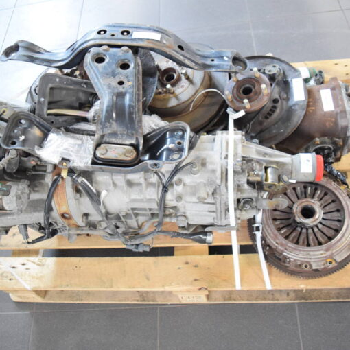 Skrzynia biegów 6MT swap DCCD 5x100 Subaru Impreza WRX STI 2001-2004 GT 94-00