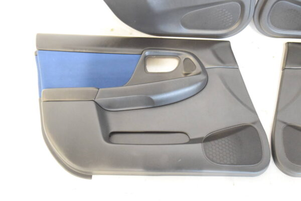 Wnętrze fotele kanapa Subaru Impreza WRX STI 2001-2007 JDM