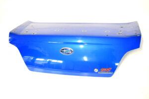 Klapa tylna aluminiowa Subaru Impreza WRX STI 2001-2007 02C