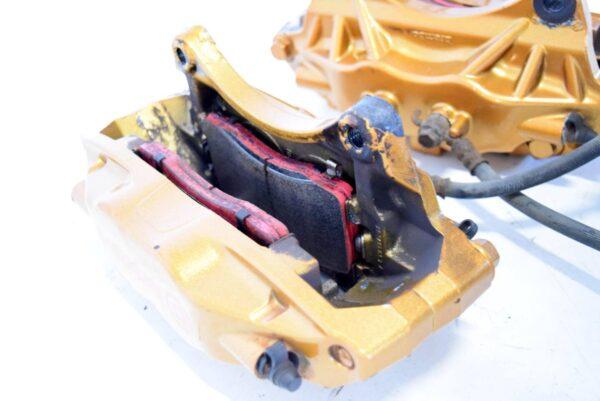 Zaciski hamulcowe przednie Brembo Subaru Impreza STI 2001-2007