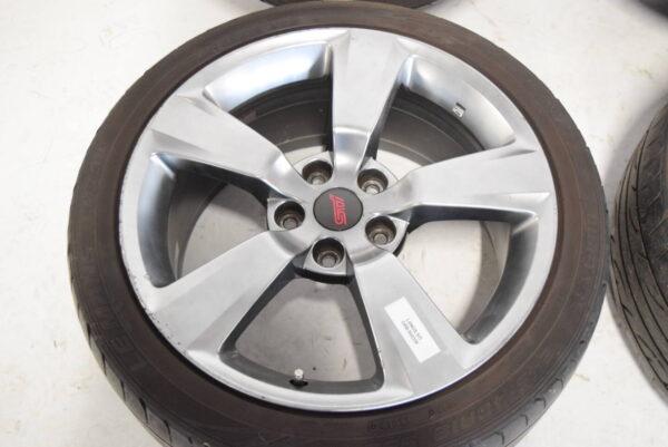 Felgi STI 18' 5x114,3 Subaru Impreza WRX STI 2008-2014
