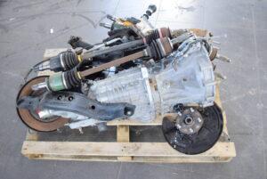 Skrzynia biegów 6MT swap DCCD Subaru Impreza WRX STI 2008-2014