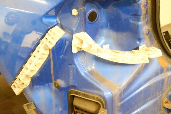 Ślizgi zderzaka lamp tył Subaru Impreza WRX STI 2008-2010
