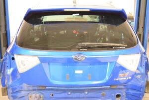 Klapa tylna spoiler Subaru Impreza WRX STI 2008-2014 02C