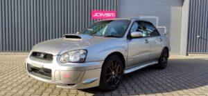 Subaru Impreza WRX STI JDM 2005 twinscroll