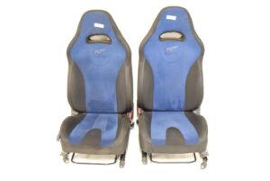 Fotele przednie Subaru Impreza WRX STI Spec C WR Limited 2001-2007 JDM