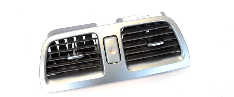 Kratki nawiewu środkowe Subaru Impreza WRX STI 2005-2007