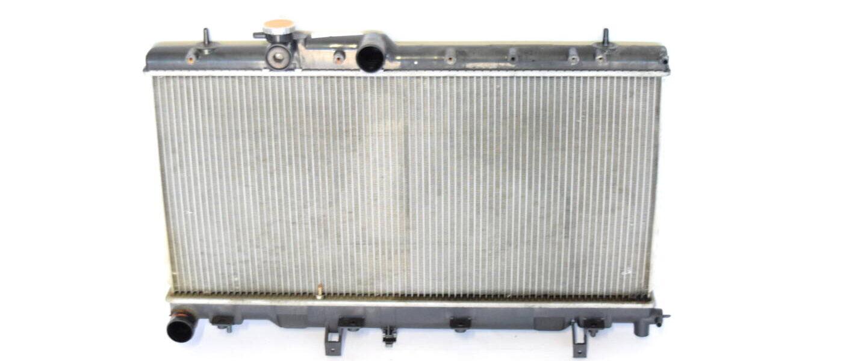 OEM 45111FE101, OEM 45119FE000 Chłodnica wody OEM Subaru Impreza WRX STI 2003-2007