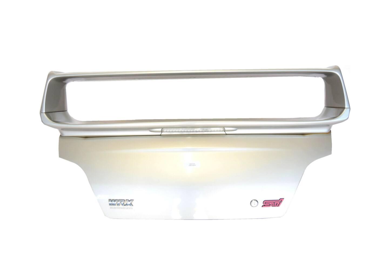 OEM 57704FE210 Klapa tylna + spoiler OEM Subaru Impreza WRX STI 2001-2007 48W
