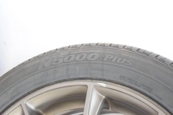 Felgi Torsione 17' 5x114,3 Subaru Impreza WRX STI 2005-2007