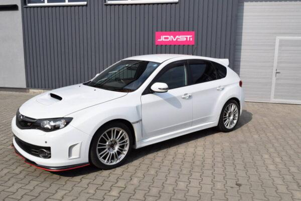 Subaru Impreza WRX STI JDM 2007 twinscroll