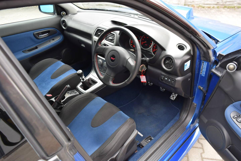 Subaru Impreza WRX STI JDM 2004 twinscroll