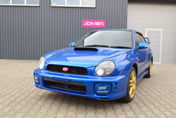 Subaru Impreza WRX STI JDM 2001