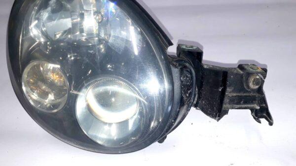 Lampy przednie Subaru Impreza WRX STI 2000-2002 EU