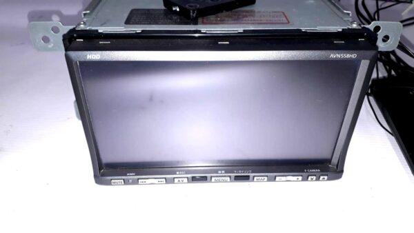 Radio ECLIPSE AVN558HD JDM Subaru Impreza WRX STI 2008-2014