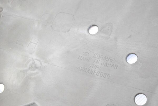 Płyta osłona podwozia lewa tylna Subaru Impreza WRX STI 2008-2014
