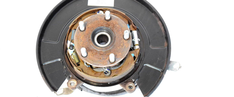 Zwrotnica tylna prawa Subaru Impreza WRX STI 2008-2014 5x114,3