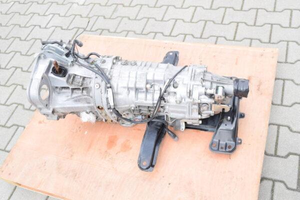 Skrzynia biegów 6MT DCCD Subaru Impreza WRX STI 2008-2014