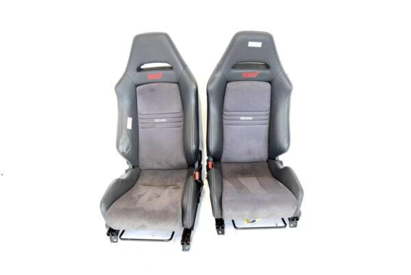 Wnętrze fotele kanapa Subaru Impreza WRX STI 2008-2010 JDM