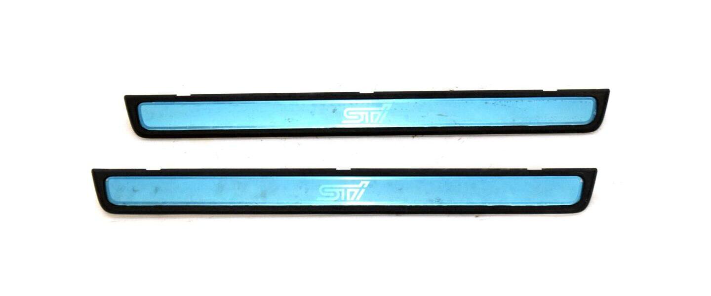 Listwy nakładki progów Subaru Impreza WRX STI 2008-2014