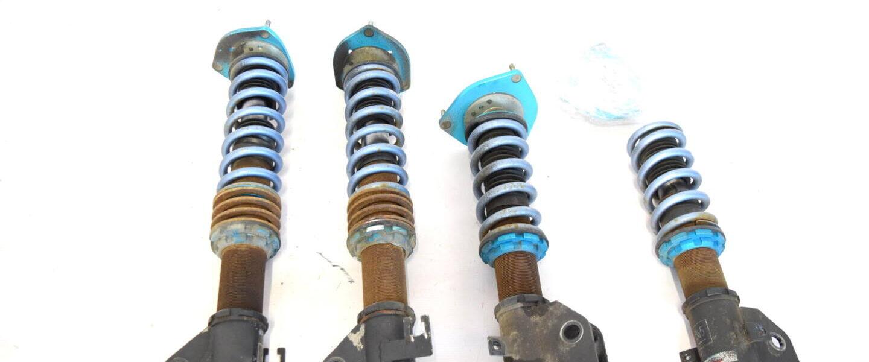 Zestaw zawieszenia GP Sports JDM 5x114,3 Subaru Impreza WRX STI 2005-2007