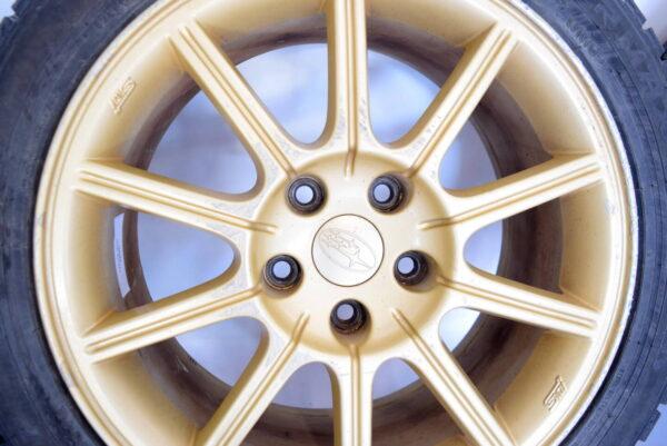 Felgi Enkei 17' 5x114,3 Subaru Impreza WRX STI 2005-2007