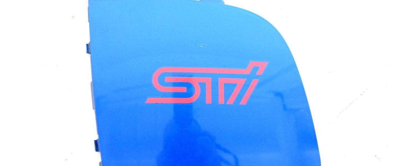 Zaślepka zderzaka prawa Subaru Impreza WRX STI 2005-2007 02C