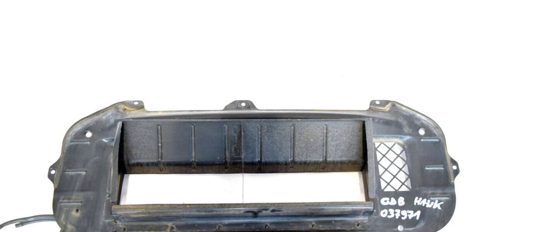 Splitter wlotu maski Subaru Impreza WRX STI 2005-2007