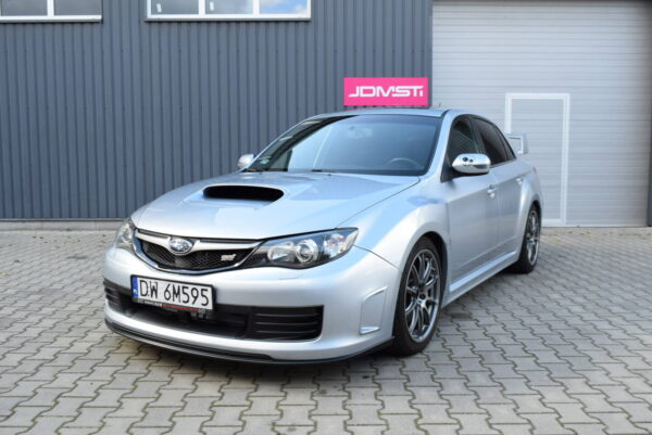Subaru Impreza WRX STI 2.0 twinscroll 2012