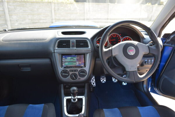 Subaru Impreza WRX STI JDM 2003 twinscroll